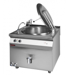 ELECTRIC BOILING PAN 80 litres