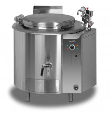 Gas boiling pan - 300 litres