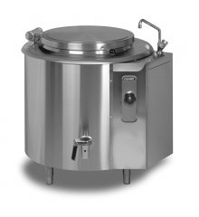 Steam boiling pan - 300 litres