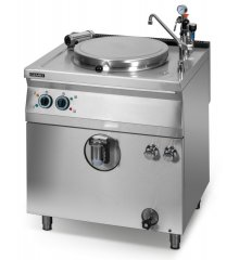 Electric boiling pan - 200 litres
