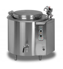 Electric boiling pan - 150 litres