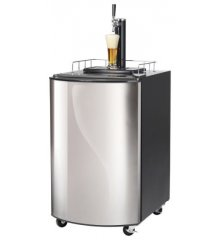 Mobile beer cooler