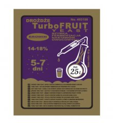 Distillers YEAST TURBOFruit 5-7 days, 40 g